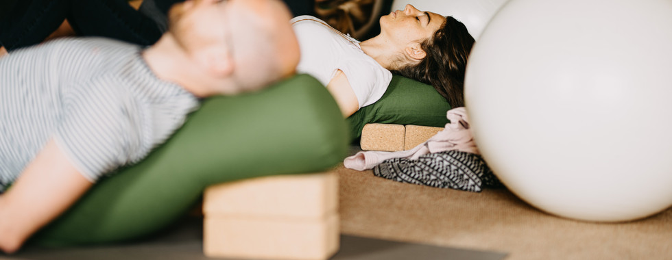 Mamamoon Retreat 2019 - Birth preparation workshop