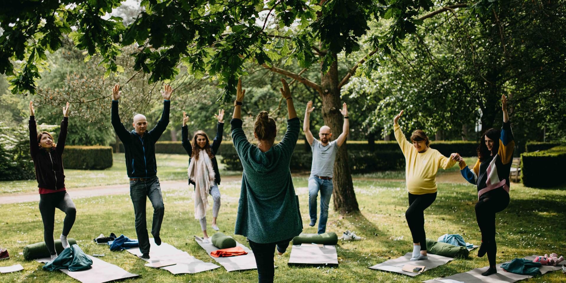 Mamamoon Retreat 2019 - Coaching workshop