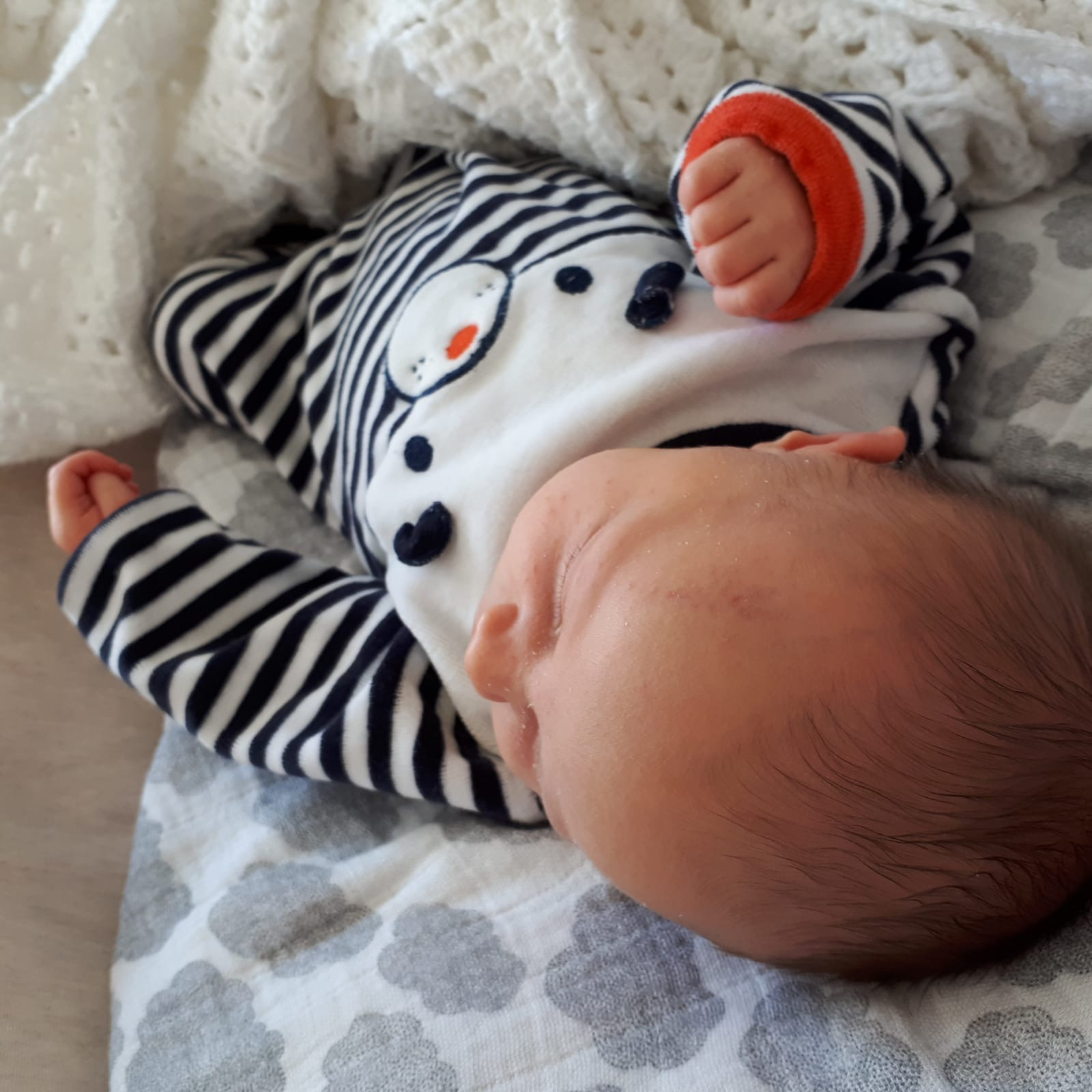 Mamamoon baby - Daphne
