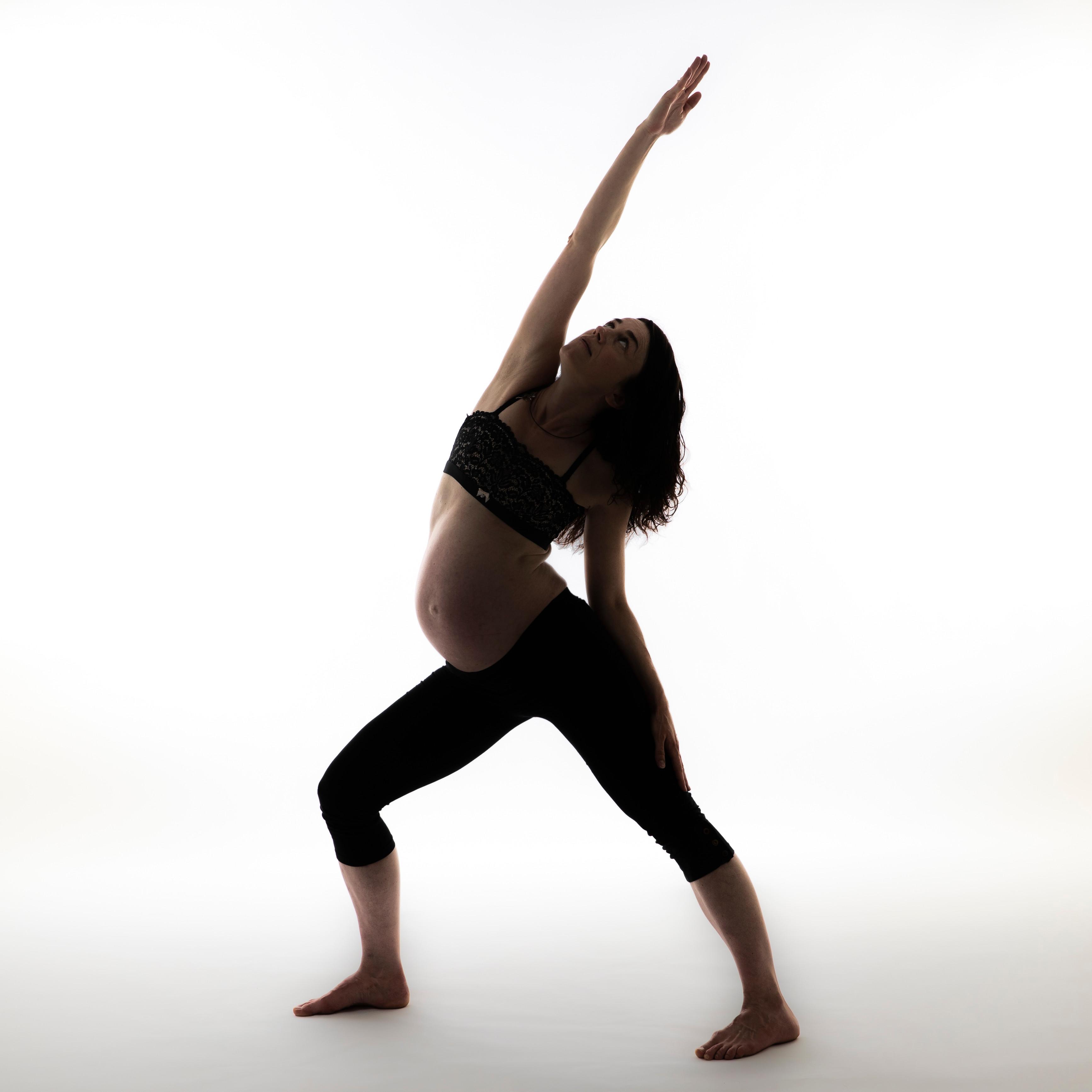 5 classes: Yoga for Pregnancy & Birth