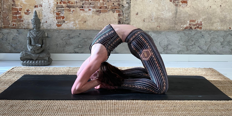 5 classes: Ashtanga Yoga