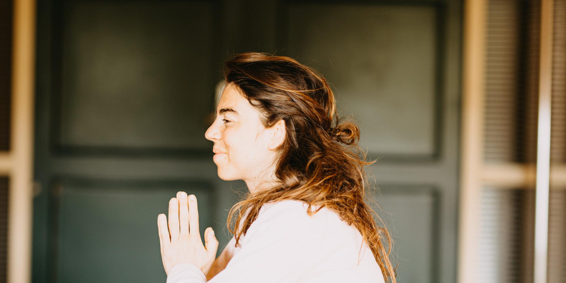 Mamamoon Retreat 2019 - Yoga