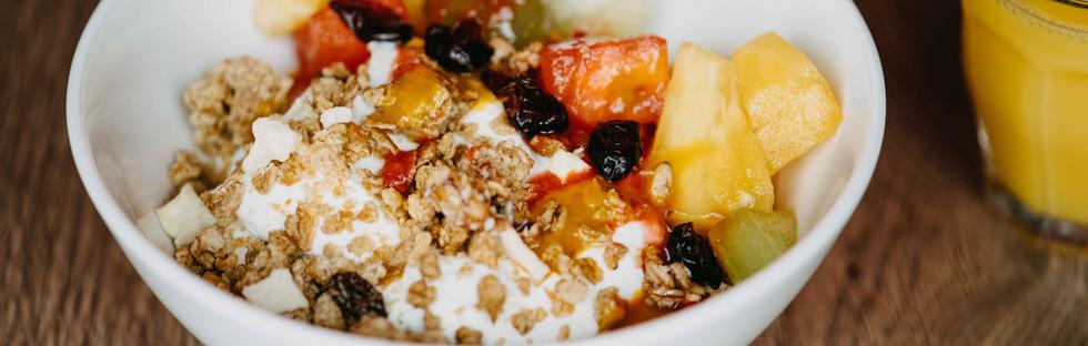 Mamamoon Retreat 2019 - breakfast