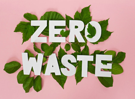 Zero-Waste Supply Chain Model