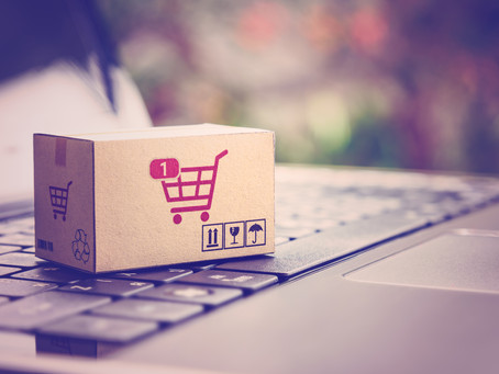 eCommerce Continues to Rise & Amazon Continues to Dominate