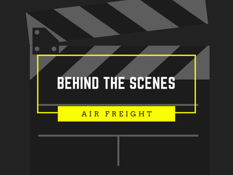 Air Freight: Behind the Scenes