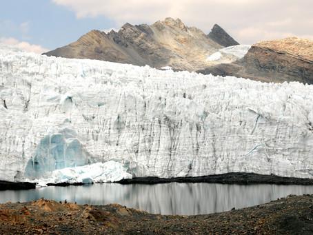 Glacier Research, Climate Change, & Project Management - The Process