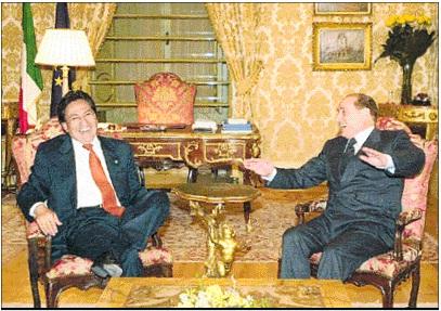 Italia vigoriza apoyo al Perú