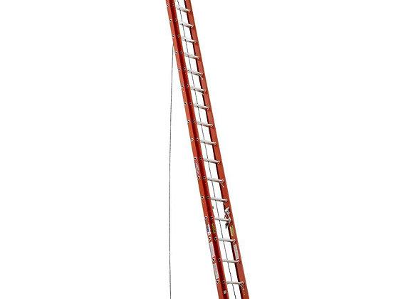 40' Fiberglass Extension Ladder