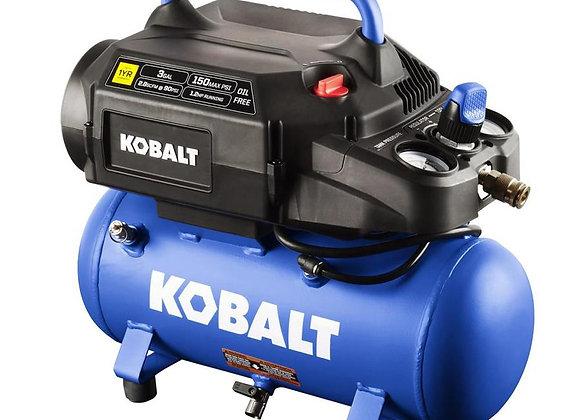 Kobalt 3-gal Air Compressor