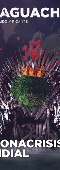 El Aguachile Nº 13   Coronacrisis Mundial