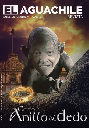 El Aguachile Nº 14 | Como anillo al dedo
