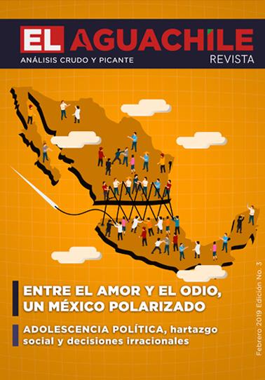 El Aguachile Nº 3 | Entre el amor y el odio, un México polarizado