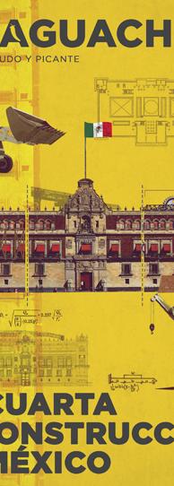 El Aguachile Nº 17   La cuarta reconstrucción de México