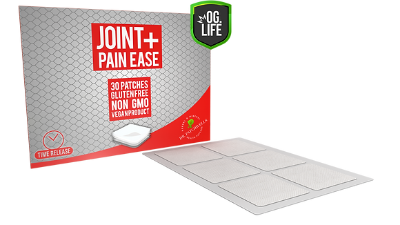 Joint Pain - Nanotechnology Transdermal Patch (30 Patches)