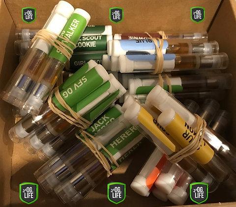 THC Cartridges (510 Thread, 0.5gram)