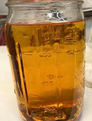 90%+d^9 GOLD THC Cannabis Distillate (R and D ONLY)