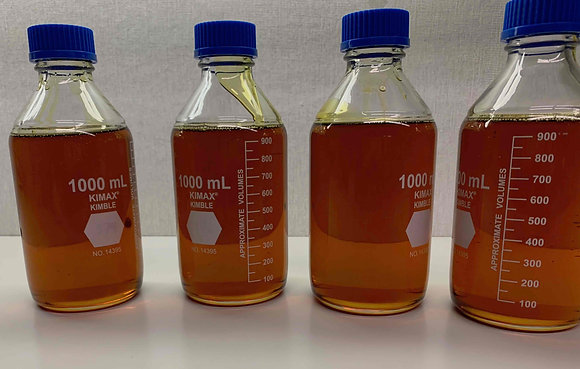 86%+d^9 THC Cannabis Distillate (R and D ONLY)