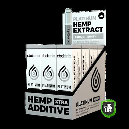 CBD Drip Hemp E-Liquid Additive Extract - Xtra PLATINUM