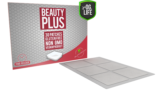 Beauty Plus - Transdermal Patch (30 Patches)