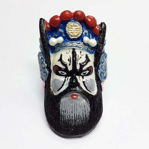 Chinese Opera Scout Woggle/Neckerchief Slide WK95