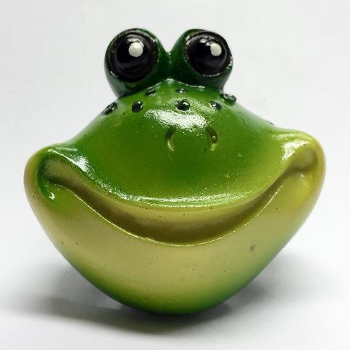 Frog Scout Woggle/Neckerchief Slide WK99
