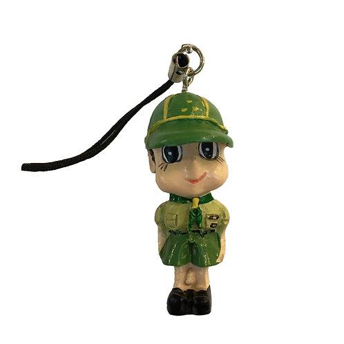 Cub Boy Scout Key Strap
