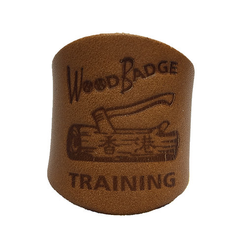 Boy Scout Woggle Hong Kong Scout Wood Badge Training Insignia Neckerchief Slide