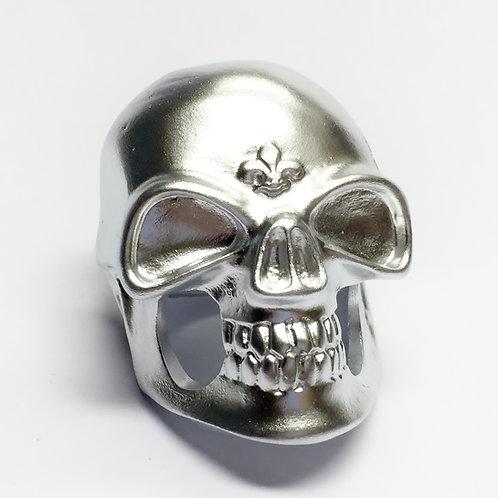 Scout Skull Woggle/Neckerchief Slide WK96