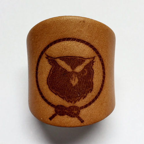 Woodbadge Animal Owl Woggle/Neckerchief Slide WK47