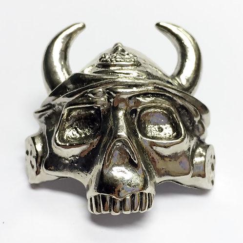 Skeleton Viking Helmet Woggle WK68