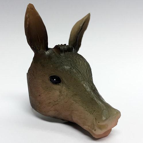 Donkey Scout Woggle/Neckerchief Slide WK31