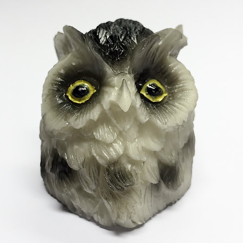 Owl Scout Woggle/Neckerchief Slide WK22