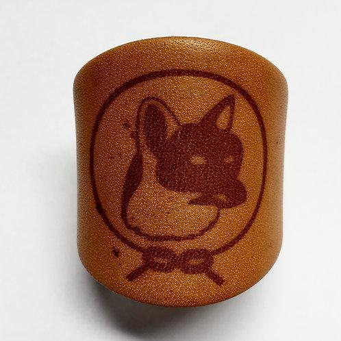 Woodbadge Animal Fox Woggle/Neckerchief Slide WK48