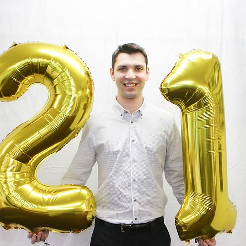 Matt's 21st