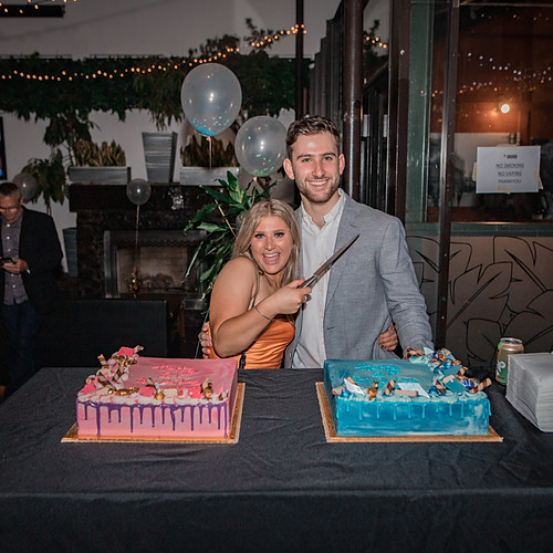 Hannah and Zac's 21st
