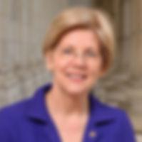Official Photograph of US Senator Elizabeth Warren of Masschusetts