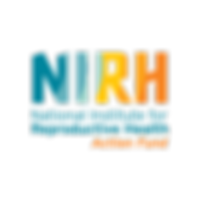 National Institute for Reproductive Health Action Fund Logo NIRH