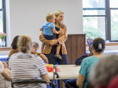 Liuba Grechen Shirley's Vote Mama PAC Aims To Put More Moms Of Young Kids In Office