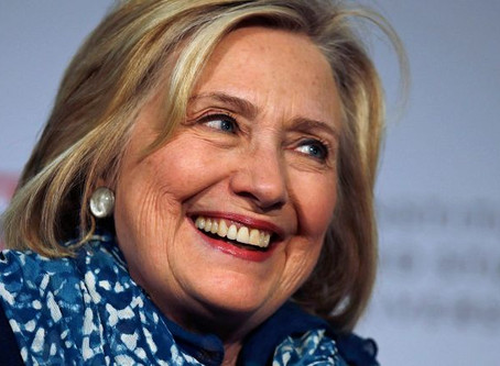 Hillary Clinton headlines fundraiser for Vote Mama PAC