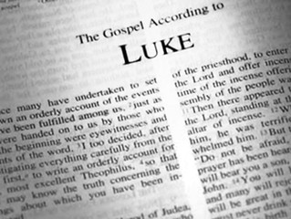 As I read the account in Luke  of Jesus' trial before Pilate I was reminded how the governmental and