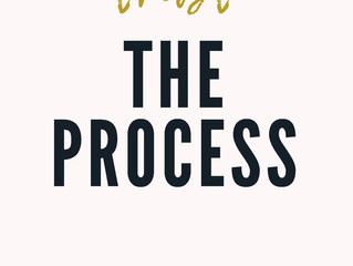 The Way is a process