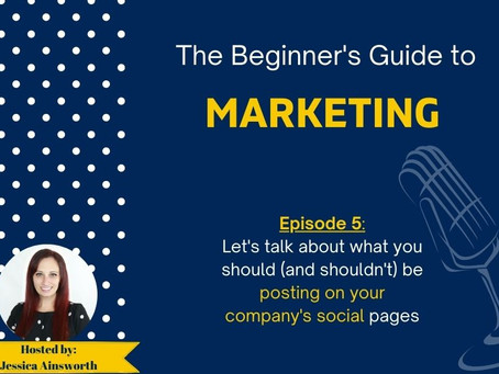 Podcast: What Should Your Business Be Posting on Social Media?