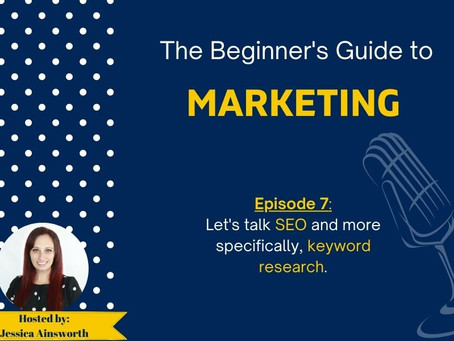 PODCAST: SEO and Keyword Research