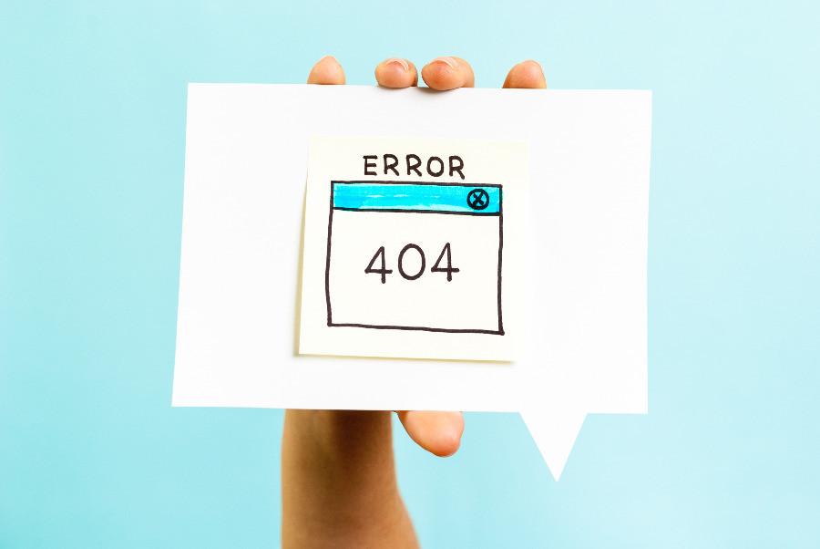Prepare 301 Redirect to Avoid Error 404