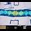 Thumbnail: Green Stars of David Tallit for Women with tallit set