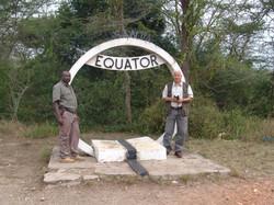 Equator - Uganda