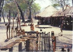 Zimbabwe shop