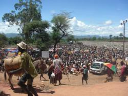 Ethiopian shopping