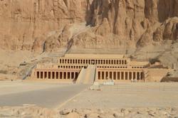 Queen Hatsheput Temple in Luxor
